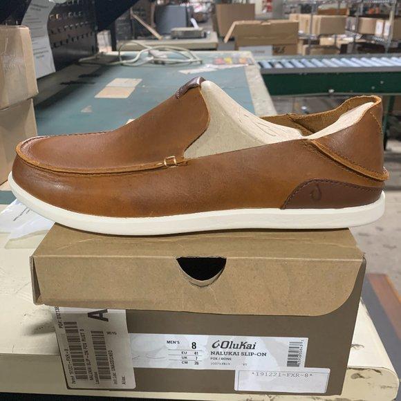 OluKai Shoes | Mens Nalukai Slipon